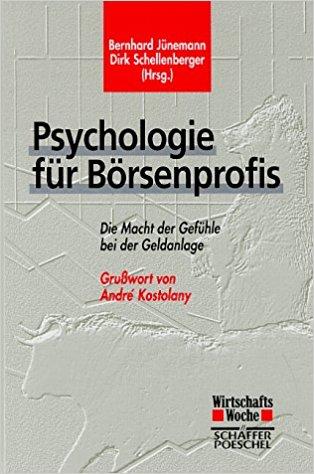 Jünemann - Psychologie für Börsenprofis